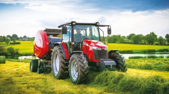 Massey Ferguson 5700 GLOBAL – árbajnok 4 hengerrel!