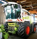 A CLAAS JAGUAR 850 szerepe a minőségi silókészítésben
