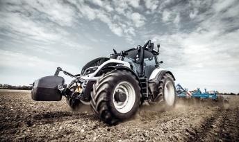 Az Év traktora a Budapesti Vásárközpontban