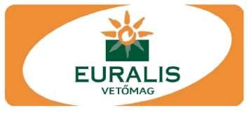 EURALIS repcék az EURALIS Vetőmag Kft. kínálatában