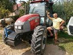 McCormick traktorok a Nyírségben