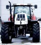 STEYR traktor a hazai piac új színfoltja