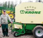 A KRONE RP1550 – egy nagygazda ajánlásával