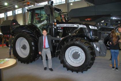 Közel negyven év a mezőgazdasági gépek piacán