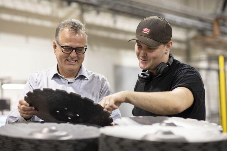 A pár éve bevezetett élettartam-garancia a Väderstad saját üzemeiben gyártott vető- és művelőtárcsákra vonatkozik