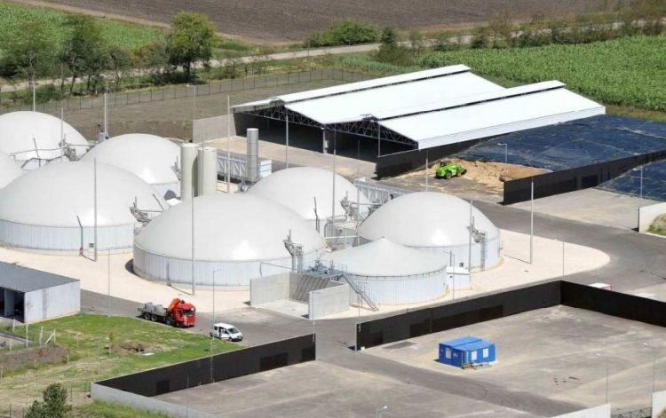 biogázüzem