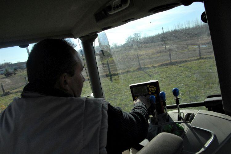 traktorfulke precizios