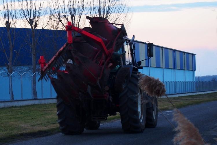 A mezőgazdaság nem áll el
