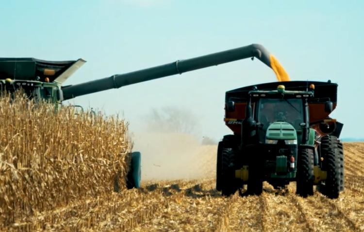 autonom traktor