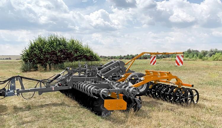 Mezőgazdaság, MANDAM talajművelő gépek