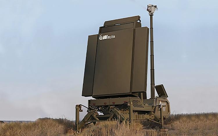 ELM-2084 MS-MMR radarállomás