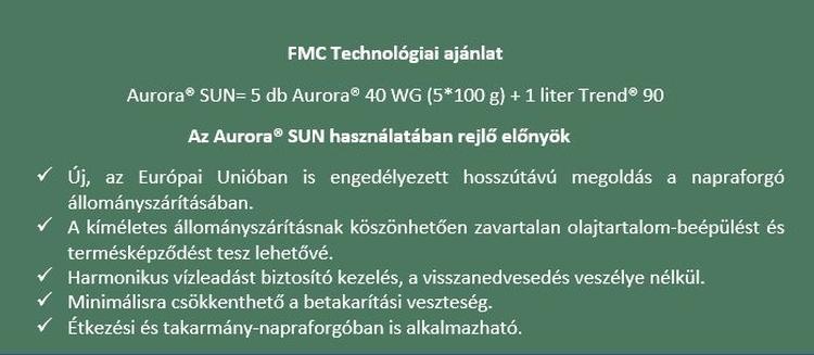 FMC Technológiai ajánlat