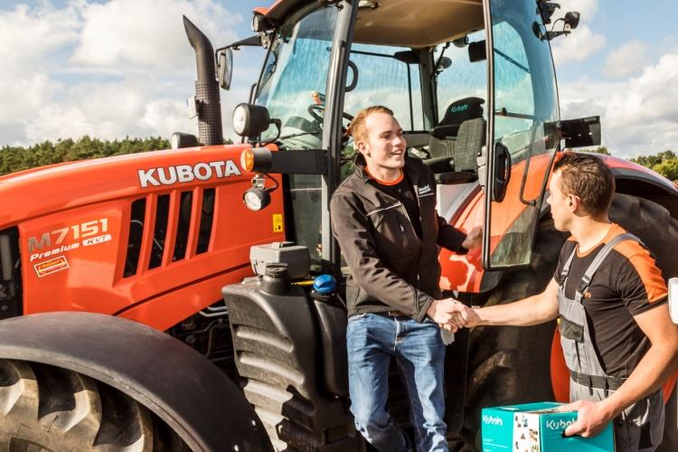 Kubota és mezőgazdaság