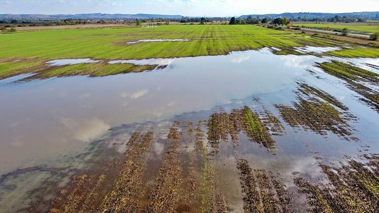 Mezőgazdaságban gond a belvíz, itt is segít a meszezés