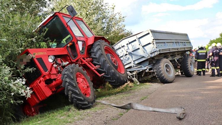 traktorbaleset