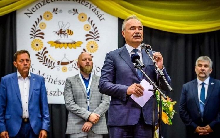 Nagy Istvan agrarminiszter