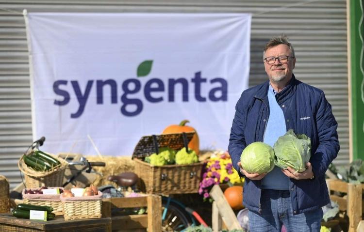 Antal Gyula - Syngenta